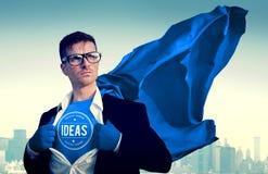 Concepto creativo de Vision del diseño de la aspiración de la inspiración de la idea Foto de archivo libre de regalías