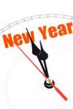 Concepto de Año Nuevo Imagenes de archivo