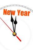Concepto de Año Nuevo Imagen de archivo