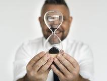 Concepto de Adult Portrait Occupation del hombre de negocios Foto de archivo libre de regalías