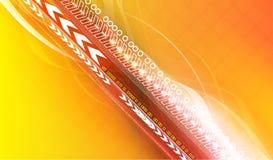 Concepto de alta tecnología ilustración del vector