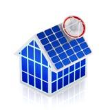 Concepto de alta tecnología de la casa ilustración del vector