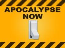 Concepto de Apocalypse Now libre illustration