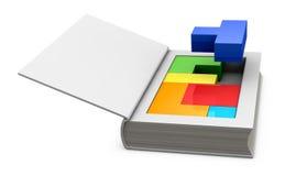 Concepto de aprendizaje Imagen de archivo