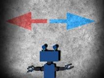 Concepto de aprendizaje de máquina mejorar la inteligencia artificial imagenes de archivo