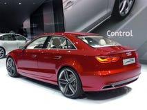 Concepto de Audi A3 Imagen de archivo libre de regalías