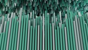 concepto de Cloud Computing del extracto 4K libre illustration