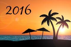 concepto de 2016 días de fiesta Imagenes de archivo