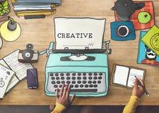 Concepto de diseño creativo de la inspiración de la imaginación de las ideas de la creatividad Fotografía de archivo