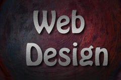 Concepto de diseño de Web imagen de archivo libre de regalías