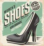 Concepto de diseño del aviador de los zapatos de las mujeres Imagenes de archivo