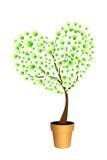 Concepto de Eco Imagen de archivo