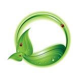 Concepto de Eco stock de ilustración
