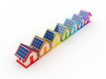 Concepto de energía solar. libre illustration