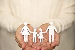 Concepto de familia Imagen de archivo libre de regalías