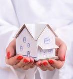 Concepto de hogar dulce del sueño foto de archivo libre de regalías