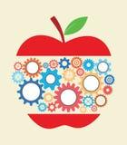 Concepto de idea y de educación del negocio Imagenes de archivo