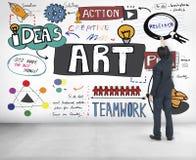 Concepto de Job Careers Expertise Human Resources del empleo Fotografía de archivo libre de regalías