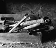 Concepto de la artesanía en madera de Craftman Lumber Timber del carpintero fotografía de archivo libre de regalías