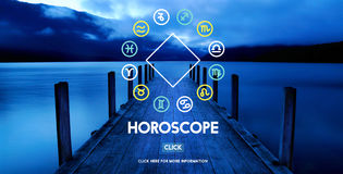 Concepto de la astrología de la creencia del misterio de la mitología del horóscopo fotos de archivo libres de regalías