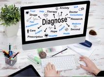 Concepto de la atención sanitaria y de la medicina Fotos de archivo libres de regalías