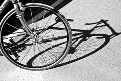 Concepto de la bicicleta Imágenes de archivo libres de regalías