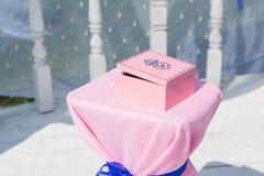 Concepto de la boda Imagen de archivo libre de regalías