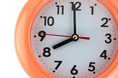 Concepto de la cara de reloj a tiempo Foto de archivo