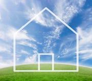 Concepto de la casa