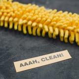 Concepto de la casa o de la oficina de la limpieza Imágenes de archivo libres de regalías