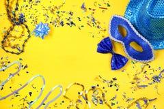 concepto de la celebración del partido del carnaval Foto de archivo