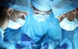 Concepto de la cirugía y de la emergencia Imágenes de archivo libres de regalías