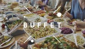 Concepto de la comida de la comida del abastecimiento de la cocina de la comida fría Imagenes de archivo