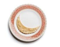 Concepto de la comida del Ramadán foto de archivo libre de regalías