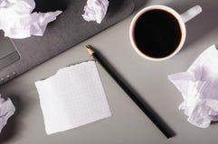 Concepto de la creatividad del asunto. Imagen de archivo libre de regalías