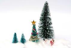 Concepto de la decoración de la Navidad Imagen de archivo