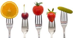 Concepto de la dieta Imagen de archivo libre de regalías