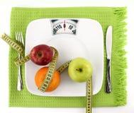 Concepto de la dieta Foto de archivo