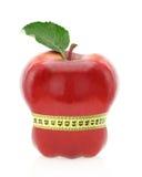 Concepto de la dieta de la fruta foto de archivo libre de regalías