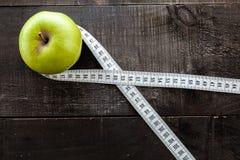 Concepto de la dieta y de la salud Fotos de archivo libres de regalías