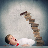 Concepto de la educación Imagen de archivo libre de regalías