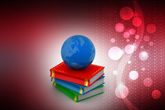 Concepto de la educación Imágenes de archivo libres de regalías