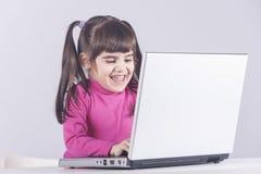 Concepto de la educación, de la tecnología y del aprendizaje electrónico Fotos de archivo