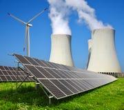 Concepto de la energía Foto de archivo libre de regalías