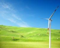 Concepto de la energía limpia imagenes de archivo