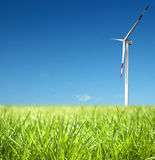 Concepto de la energía limpia imagen de archivo libre de regalías