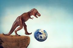 Concepto de la extinción Fotos de archivo libres de regalías