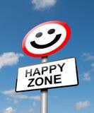 Concepto de la felicidad. Fotos de archivo