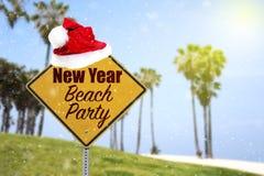 Concepto de la Feliz Año Nuevo Fotografía de archivo libre de regalías