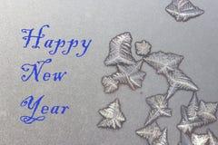 Concepto de la Feliz Año Nuevo Imagen de archivo